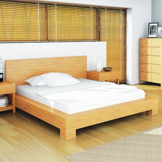 Greenington Orchid Bamboo Platform Bed