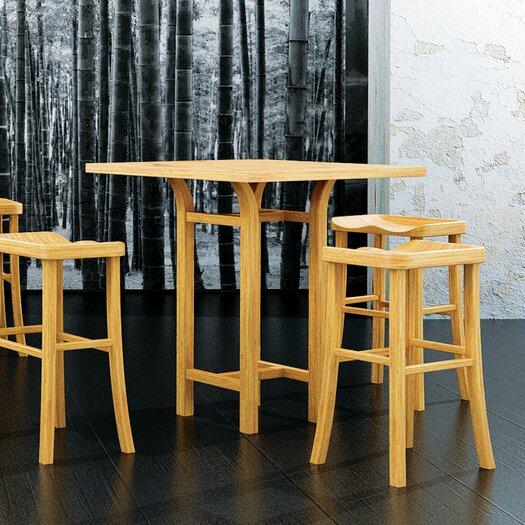 Greenington Tulip Counter Height Dining Bamboo Table