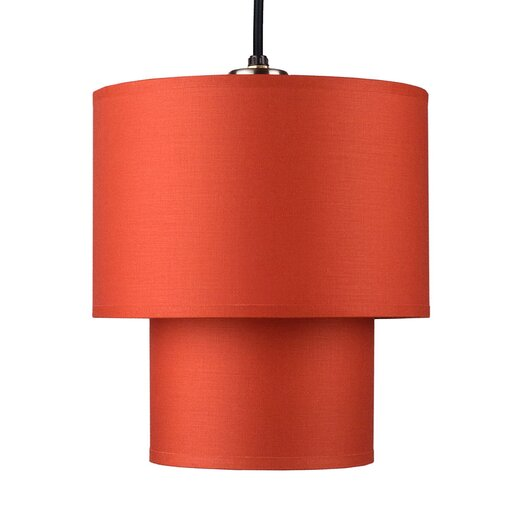 Lights Up! Deco 1 Light Small Pendant