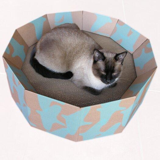 Kittypod Iti- Birdy Migration Cat Bed