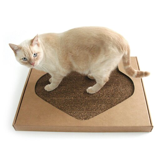 Kittypod Kittypod Paw Paw Modern Recycled Paper Scratching Board