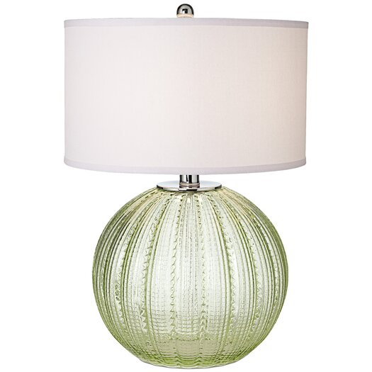 "Pacific Coast Lighting PCL Urchin 26"" H Table Lamp with Drum Shade"