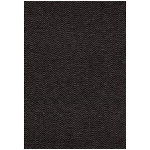 Chandra Rugs Ciara Black Area Rug