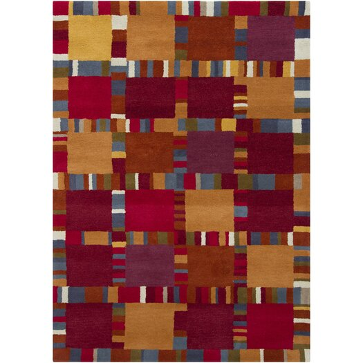 Chandra Rugs Gagan Geometric Area Rug