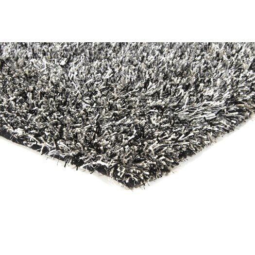 Chandra Rugs Caprice Dark Grey Area Rug