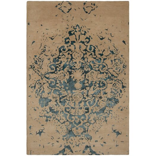 Chandra Rugs Veleno Brown Area Rug