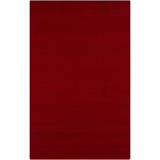 Chandra Rugs Luxor Red Area Rug