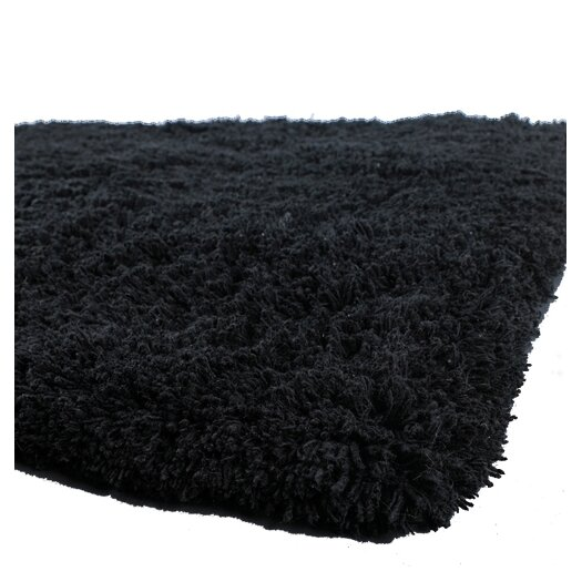Chandra Rugs Ambiance Black Area Rug