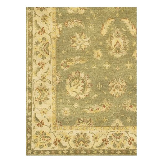 Chandra Rugs Carona Sage / Tan Area Rug
