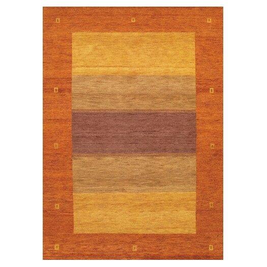 Chandra Rugs Chelsea Light Tan / Orange Area Rug