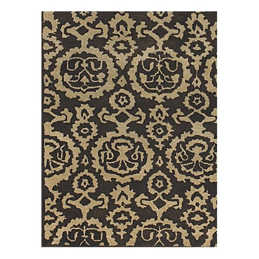 Chandra Rugs Fresca Brown Area Rug