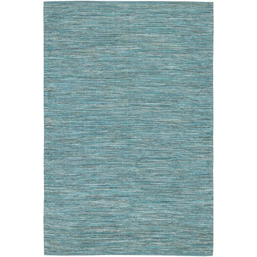Chandra Rugs India Blue Area Rug