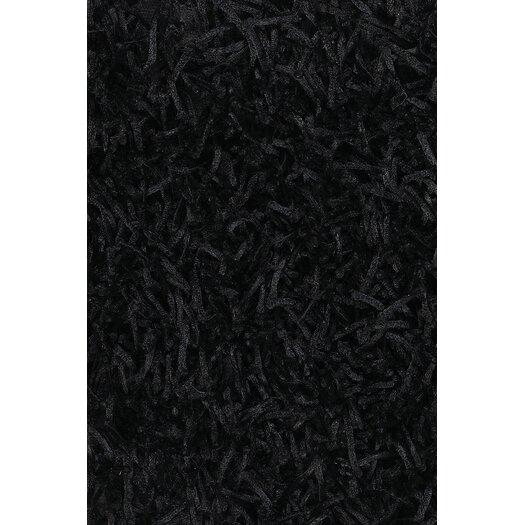 Chandra Rugs Zara Black Area Rug