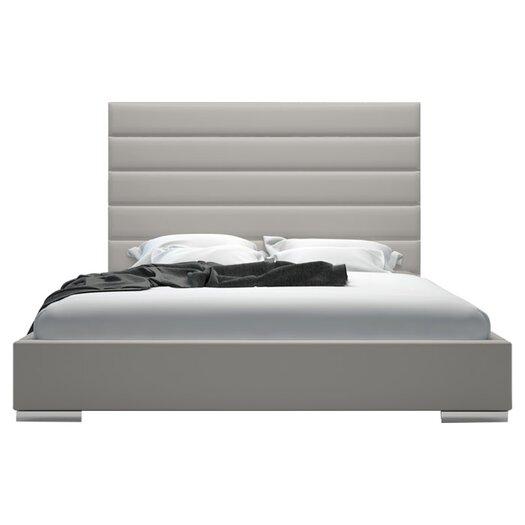 Modloft Prince Upholstered Platform Bed