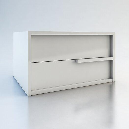 Modloft rJane 2 Drawer Nightstand