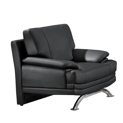 Hokku Designs Phoenix Leather Chair
