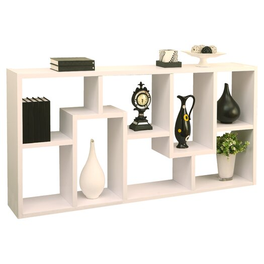 "Hokku Designs Mindy 71"" Unique Bookcase"