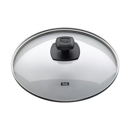 """Fissler USA Ultimate Frying System Comfort 9.5"""" Quality Glass Lid"""