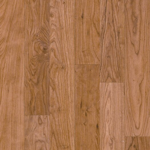 Shaw Floors Natural Impact II Plus 9.8mm Cherry Laminate in Pure