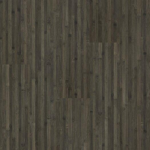 Shaw Floors Natural Impact II 7.8mm Bamboo Laminate in Smoked Bamboo