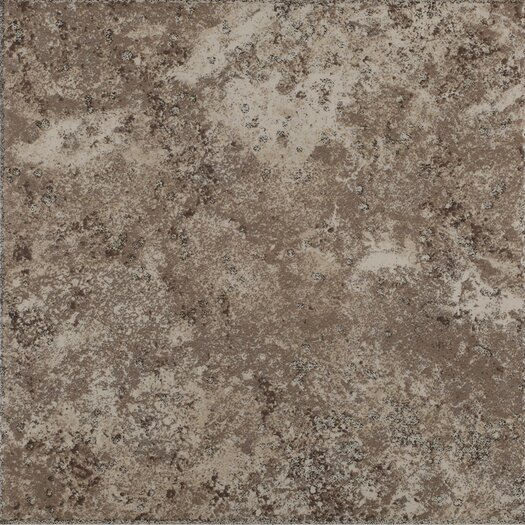 "Shaw Floors Mission Bay 6-1/2"" x 6-1/2"" Floor Tile in Coronado Grey"
