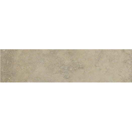 "Shaw Floors Soho 12"" x 3"" Bullnose Tile Trim in Seagrass"
