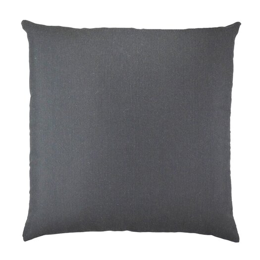 NECTARmodern Linked Squares Embroidered Throw Pillow