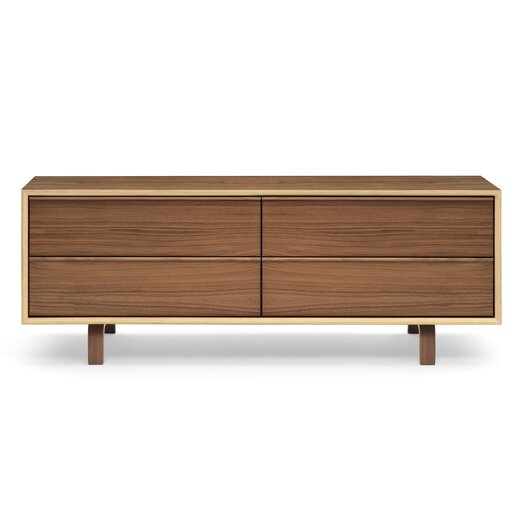 Cherner Chair Company Multiflex 4 Drawer Credenza