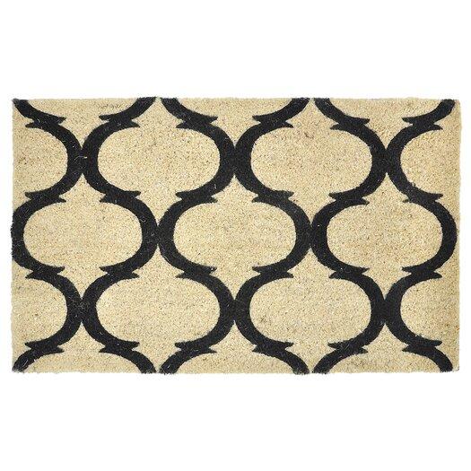 Kosas Home Quantum Coir Doormat