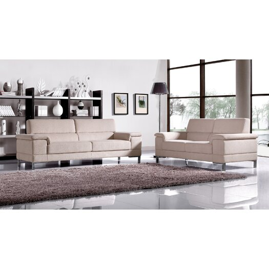Hugo Sofa and Loveseat Set