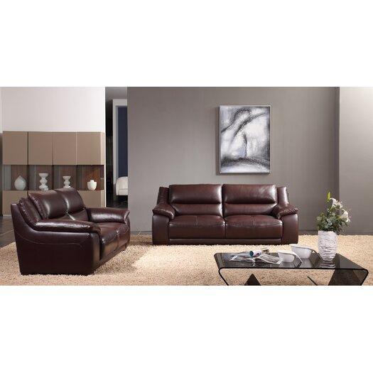Leroy 3 Piece Living Room Set