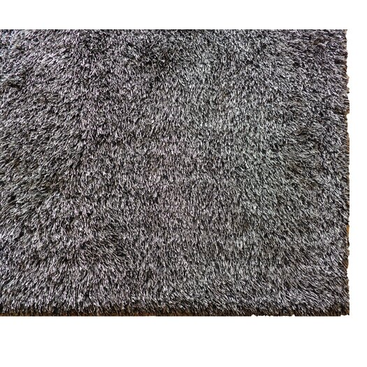 Creative Furniture Two Tone Black/Gray Area Rug