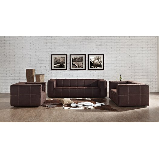 Creative Furniture Arizona Leather Loveseat