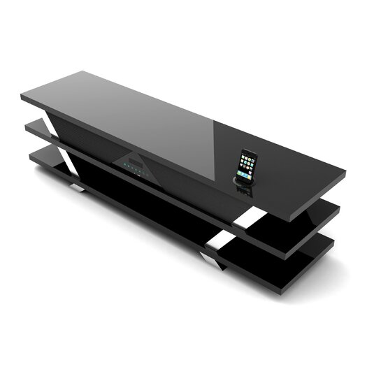 "Creative Furniture Stereo 59"" TV Stand"