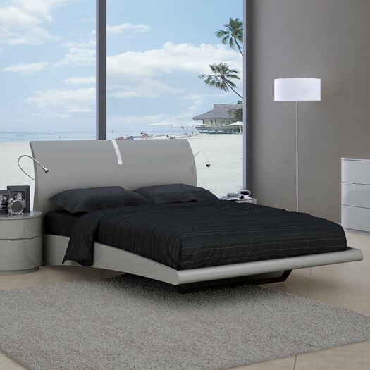 Moonlight Platform Bed
