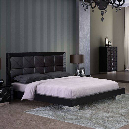 Zara Platform Bed
