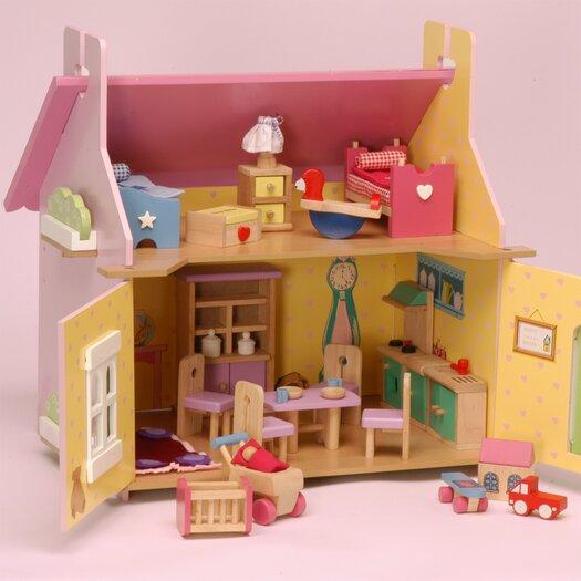 Le Toy Van Lily's Cottage Dollhouse
