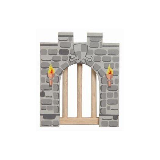 Le Toy Van Edix the Medieval Village Jail Wall