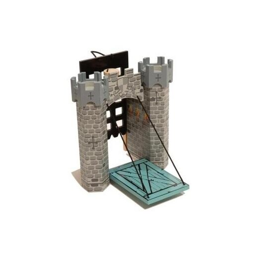 Le Toy Van Edix the Medieval Village Deluxe Drawbridge