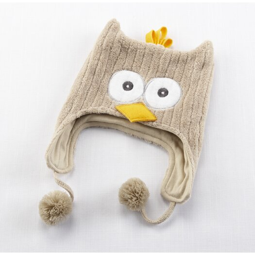 "Baby Aspen ""My Little Night Owl"" Snuggle Sack and Cap"