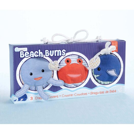 Baby Aspen ''Beach Bums'' Bloomers
