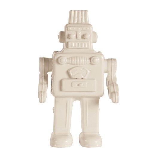 Seletti Memorabilia Porcelain My Robot Figurine