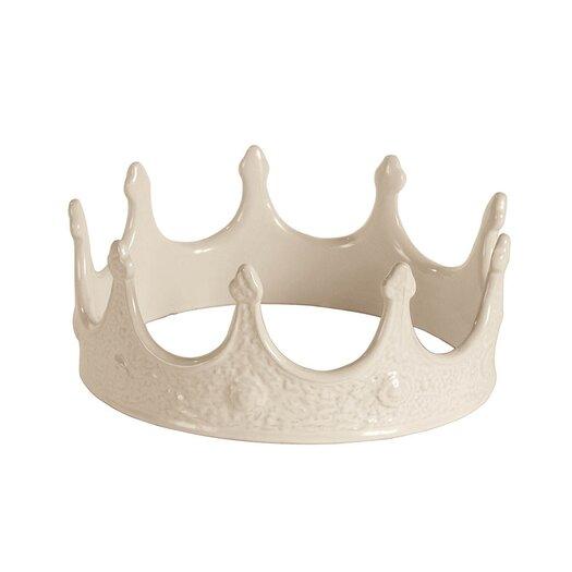 Seletti Memorabilia Porcelain My Crown Figurine