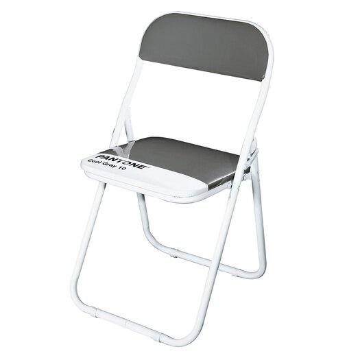 Pantone� 10 Metal Folding Chair