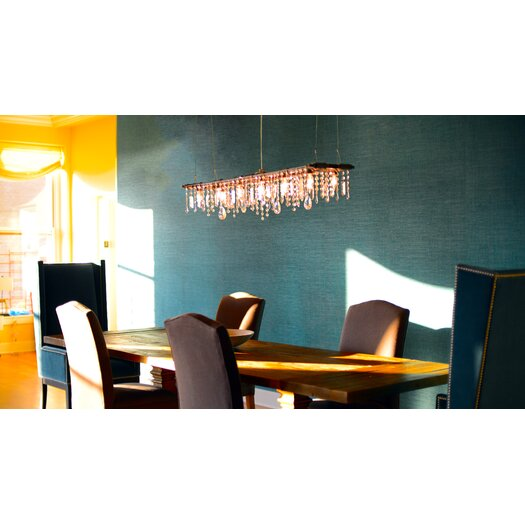 Michael McHale Designs Tribeca 12 Light Banqueting Chandelier