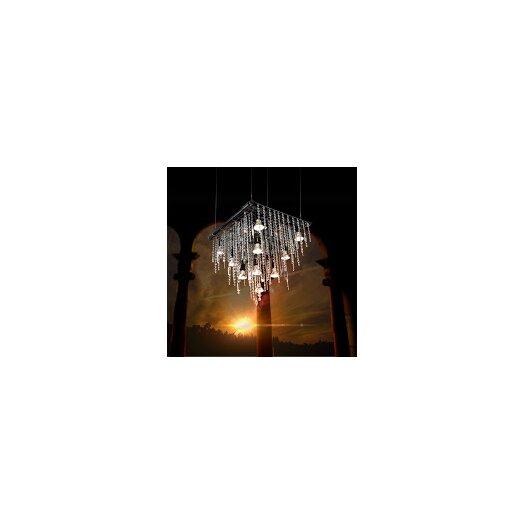 Michael McHale Designs Outdoor 13 Light Beacon Chandelier