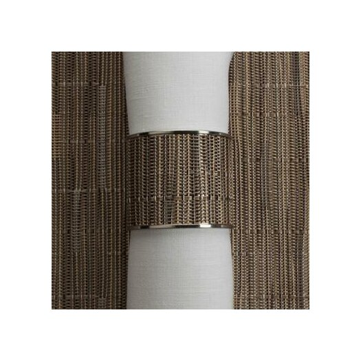 Chilewich Bamboo Wide Napkin Ring