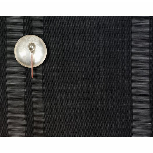 Chilewich Tuxedo Stripe Rectangle Placemat