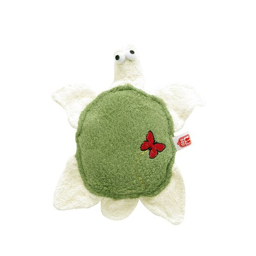 Dogit by Hagen Dogit Eco Terra Natural Bamboo Turtle Dog Toy