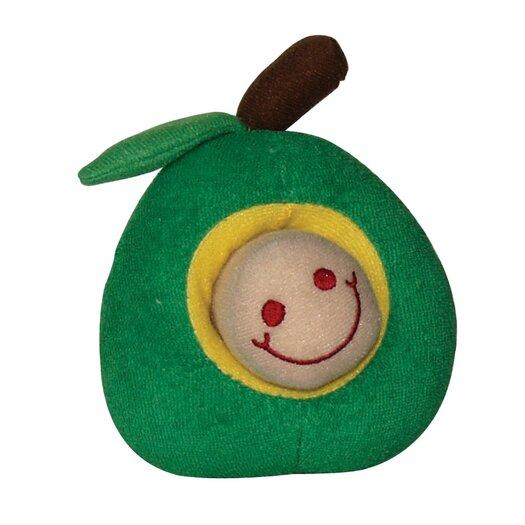 Dogit by Hagen Dogit Fruity Worm Plush Dog Toy